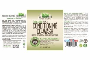 CONDITIONING CO-WASH SHEA-COCO 2-IN-1 GENTLE CLEANSER & LEAVE-IN CONDITIONER