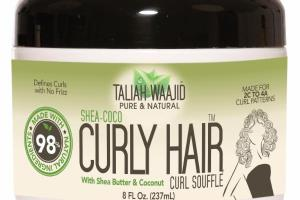 SHEA-COCO CURL SOUFFLE CURLY HAIR WITH SHEA BUTTER & COCONUT