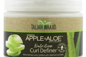 NUTRITION CURL DEFINER, GREEN APPLE & ALOE WITH COCONUT
