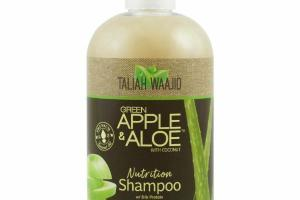 GREEN APPLE & ALOE WITH COCONUT NUTRITION SHAMPOO W/ SILK PROTEIN