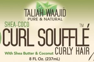 SHEA-COCO CURLY HAIR SOUFFLE WITH SHEA BUTTER & COCONUT