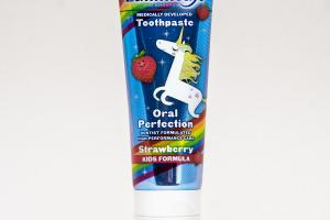 Oral Perfection Toothpaste, Strawberry
