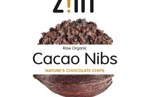 Cacao Nibs Nature's Chocolate Chips