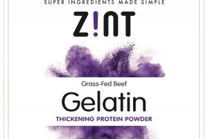 Grass-fed Beef Gelatin Thickening Protein Powder Dietary Supplement