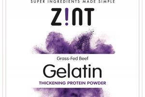 Grass-fed Beef Gelatin Thickening Protein Powder Dietary Supplement