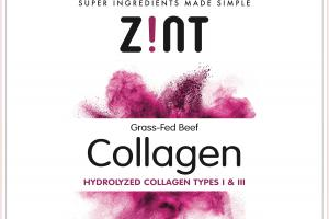 Grass-fed Beef Collagen Hydrolyzed Collagen Types I & Iii Dietary Supplement