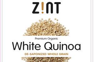 Premium Organic White Quinoa