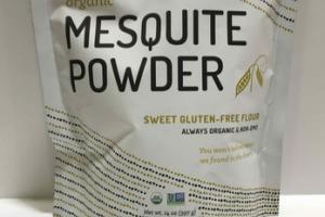 ORGANIC SWEET GLUTEN-FREE MESQUITE POWDER