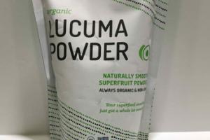 ORGANIC LUCUMA NATURALLY SMOOTH SUPERFRUIT POWDER