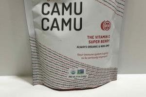 SUPER BERRY ORGANIC CAMU CAMU