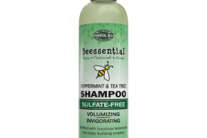 Volumizing Invigorating Sulfate-free Shampoo, Peppermint & Tea Tree