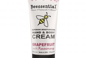Superior Moisturizing Hand & Body Cream, Grapefruit With Rosemary