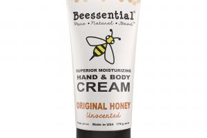 Superior Moisturizing Hand & Body Cream, Original Honey Unscented
