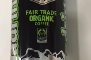 Cold Brew Organic Coffee