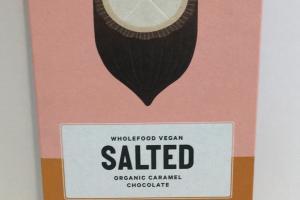 Salted Original Caramel Chocolate