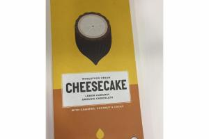 CHEESECAKE LEMON CARAMEL ORGANIC CHOCOLATE