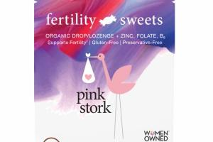 STRAWBERRY POMEGRANATE FERTILITY SWEETS DIETARY SUPPLEMENT