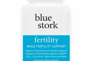 MALE FERTILITY SUPPORT DIETARY SUPPLEMENT VEGETARIAN CAPSULES