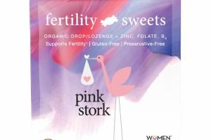 ORGANIC DROP/LOZENGE + ZINC, FOLATE, B6 FERTILITY SWEETS DIETARY SUPPLEMENT, STRAWBERRY POMEGRANATE