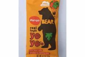 MANGO BEAR REAL FRUIT YO YOS
