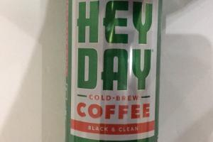 Black & Clean Cold-brew Coffee