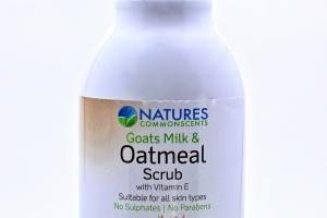 GOATS MILK & OATMEAL BODY WASH WITH VITAMIN E