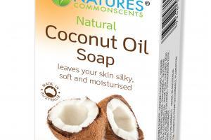 NATURAL COCONUT OIL SOAP