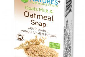 GOATS MILK & OATMEAL SOAP