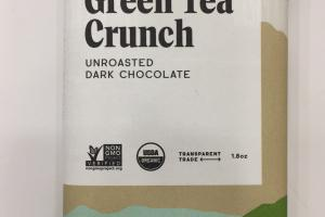 Green Tea Crunch