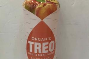 ORGANIC PEACH MANGO FLAVORED FRUIT & BIRCH WATER