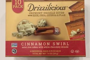 Crunchy Drizzle Bites