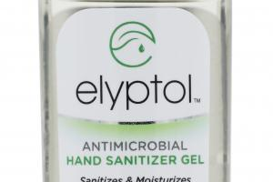 Antimicrobial Hand Sanitizer Gel