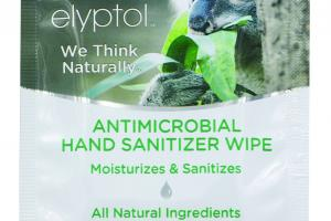 Antimicrobial Hand Sanitizer Wipe