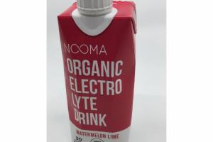 WATERMELON LIME ORGANIC ELECTRO LYTE DRINK