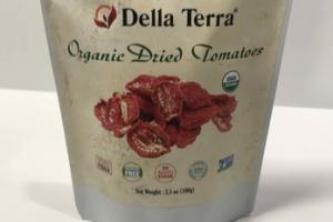 ORGANIC DRIED TOMATOES