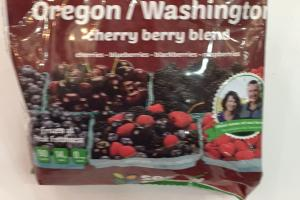 Oregon / Washington Cherry Berry Blend