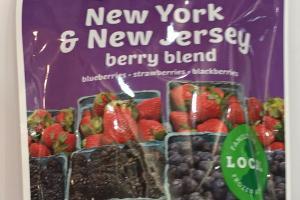 New York & New Jersey Berry Blend