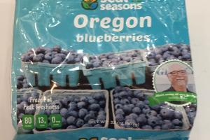 Oregon Blueberries
