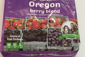 Oregon Berry Blend