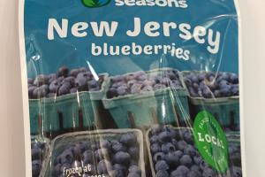Blueberries New Jersey