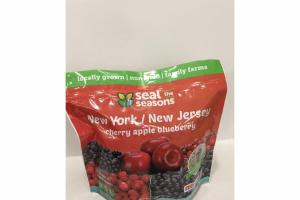 NEW YORK / NEW JERSEY CHERRY APPLE BLUEBERRY