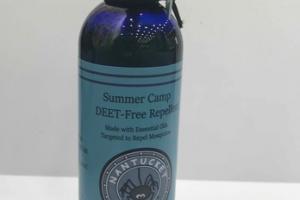 SUMMER CAMP DEET-FREE REPELLENT