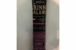 2 ORIGINAL PORK MINI SALAMIS WITH TRUFFLES