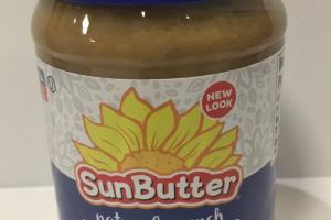 Natural Crunch Sunflower Butter