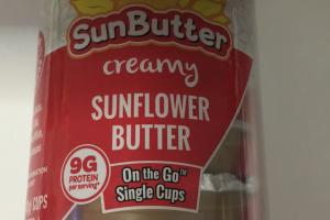 Sunflower Butter Creamy