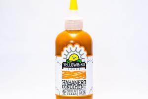 Habanero Condiment Sauce