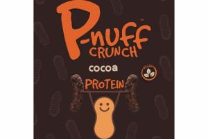 COCOA PROTEIN BAKED PEANUT PUFFS