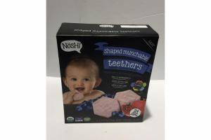 BLUEBERRY & POMEGRANATE  TEETHERS ORGANIC TEETHING WAFERS