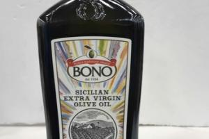 100% ORGANIC SICILIAN EXTRA VIRGIN OLIVE OIL