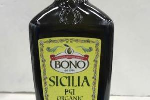 ORGANIC SICILIAN EXTRA VIRGIN OLIVE OIL